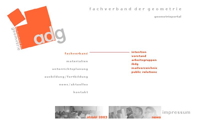 Strobl 2003: Detailprogramm